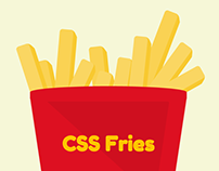 CSS Fries