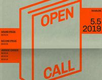 THEBOOKSHOW x SGABF Open Call 2019