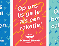 Schaatsbaan Rotterdam Campaign