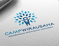 Logo CAMP WIRAUSAHA