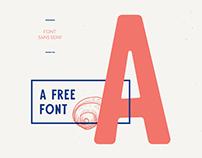 Alvania - Free font
