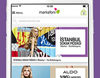Markafoni Mobil World (App Store-Android)