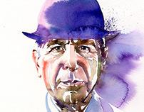 Portrait- Cohen