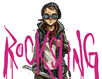 ROCKSLING -Alegre, Inocente e Desalmado