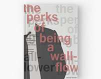 The Perks of Being a Wallflower - Book Covers Project