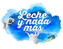 LECHE Y NADA MÁS / CLAS