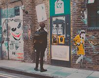 London Street Edits
