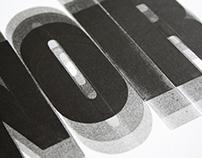 NOIR - Letterpress - Workshop