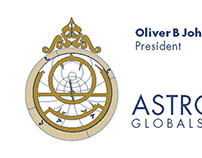 business card | logo__Astrolabe Global Strategy