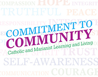 Commitment to Community brochure