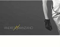 Andres Manzano, Fashion Brand.