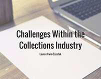 Challenges Within the Collections Industry