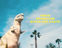 Nadia Lee Cohen - When Dinosaurs ruled the earth
