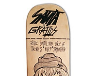 Skate Art @matdisseny • Ride Until Die