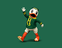 University of Oregon – Be Bold