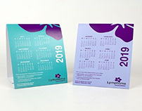 Tent Calendars Printing