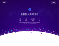 BEX-Blockchain Securities Exchange of the World
