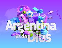 Argentina es de Dios