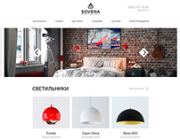 Sovena - Web Design
