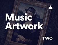 Music Artwork TWO