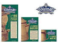 COLEMAN / WHITMAN'S PACKAGING