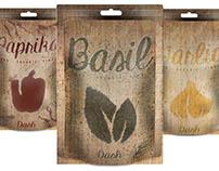Dash Seasoning Packaging