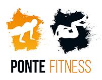 Ponte Fitness - Branding