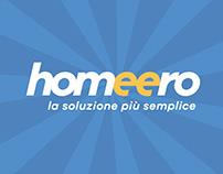 Homeero - la soluzione più semplice