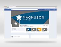 Magnuson Hotels - Social Media Branding