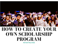 How to Create Your Own Scholarship Program