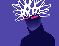 Jamiroquai — Automaton | Illustration