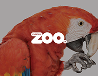 Chester Zoo Rebrand
