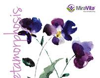 MiraVita & MiraVita Metamorphosis Brand Development