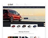 Rollx Vans UI & Development
