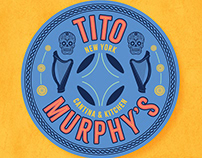 TITO MURPHY'S | Restaurant Branding