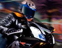 Aprilia Motorcycle