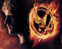 Hunger Games Poster Wallpaper