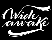 Audioslave - Wide Awake (Lettering)