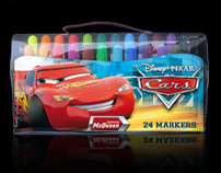 Merchandising - Disney Cars license for Carrefour