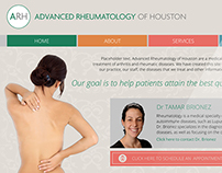 Advanced Rheumatology Website