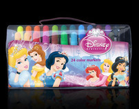 Merchandising - Disney Princess license for Carrefour