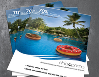 Luxury Hotels Flyers