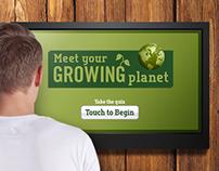 Monsanto America's Farmers Mobile Experience