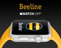 Beeline Apple Watch App