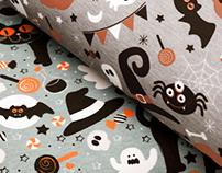 Halloween Patterns // AFSM