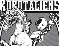 RobotAlien Clothing - Toasted Unicorn