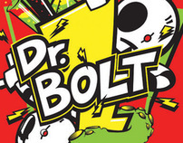 RobotAlien Clothing - Dr Bolt