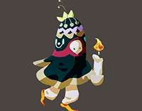 Candle sprite