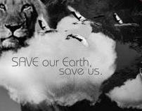 save our earth, save us.
