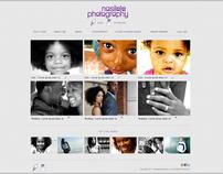 N Photography Mockup
